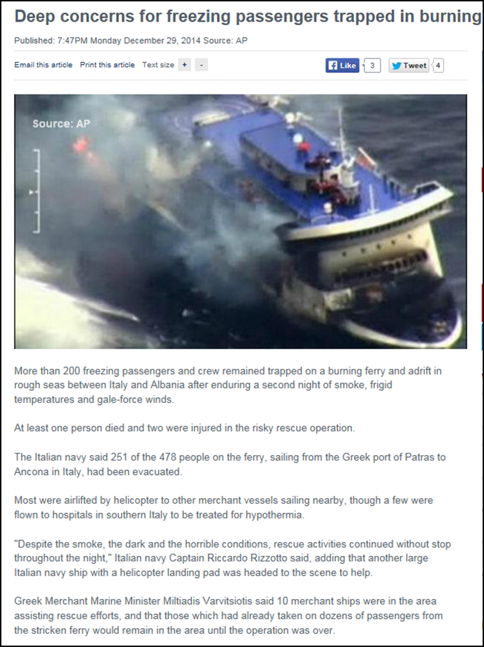 1229 Deep concerns for freezing passengers trapped in burning ferry.png