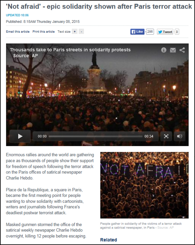 0108 Not afraid _epic solidarity shown after Paris terror attack.png