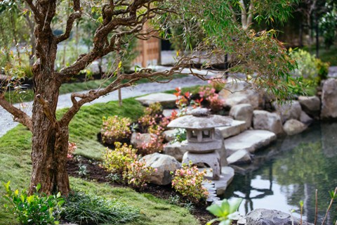 Fukuoka Garden wins national award