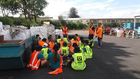 How Waiuku is turning their waste into resources (2)
