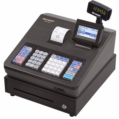 Image for SHARP XE-A207B CASH REGISTER from Tobin Office National