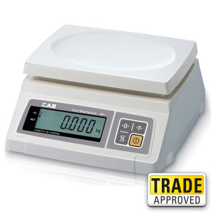 CAS SW-1C Trade Approved Weighing Scale