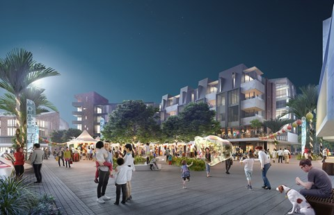 Panuku reveals new plan for Northcote's town centre (1)
