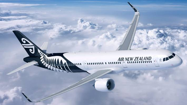 Coronavirus: Air New Zealand flies empty plane to Rarotonga, extends  timeframe for reduced Covid-19 network | Stuff.co.nz