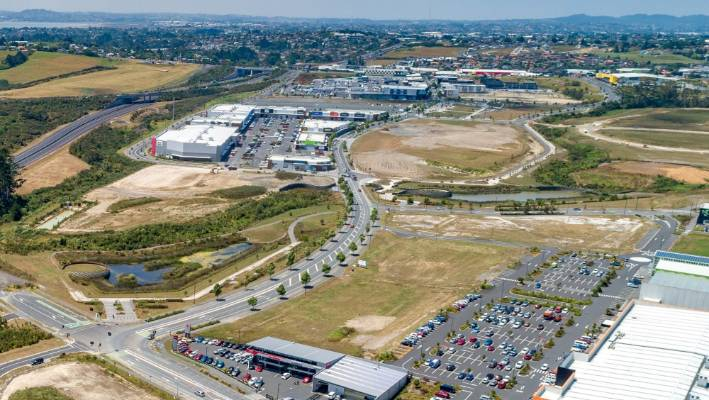 The site at Westgate will cover 14,000sqm and cost about $90 million dollars to build.