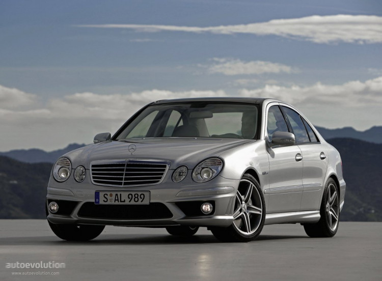 MERCEDES BENZ E 63 AMG (W211) specs & photos - 2006, 2007, 2008 ...