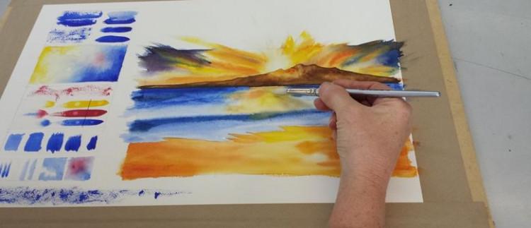 The Joy of Watercolour