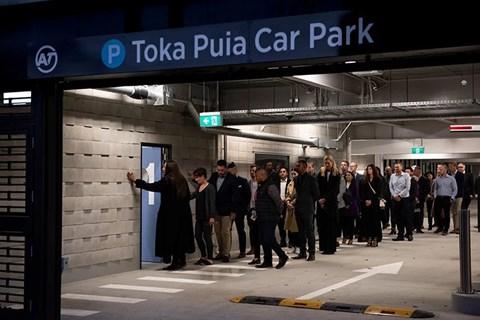 Toka Puia - more than a new car park building