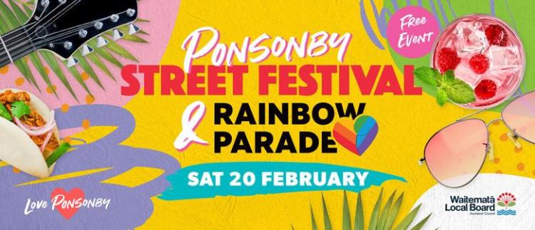 Ponsonby Street Festival