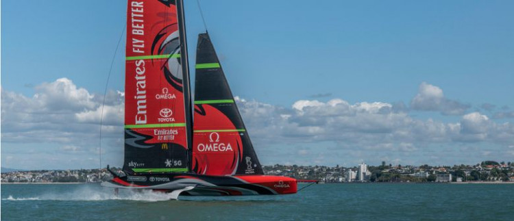 America's Cup On Screen - Auckland Live Summer in the Square