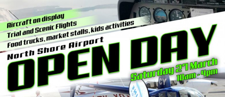North Shore Airport Open Day