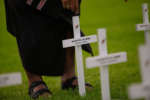 Commemorating Anzac Day 3