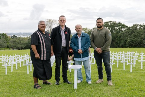 Commemorating Anzac Day 2