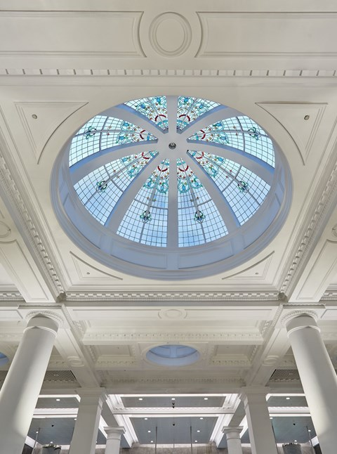 Astonishing engineering and meticulous restoration sees historic CPO reopen in city centre