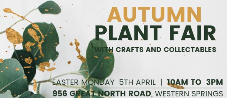 Autumn Plant Fair