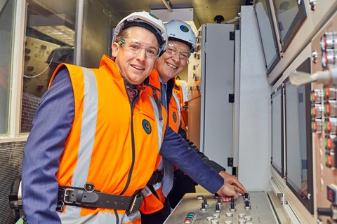 Exciting step for CRL as Tunnel Boring Machine launched