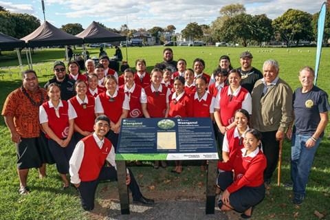 Maori names and stories returned to the whenua4
