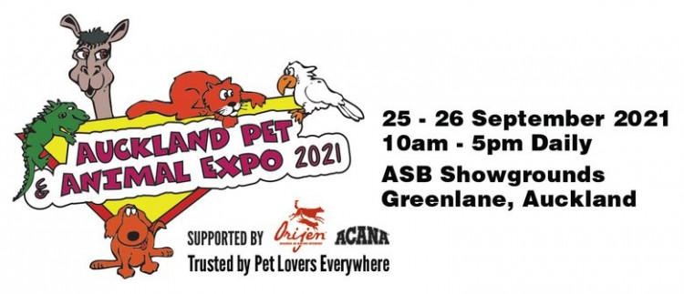 Auckland Pet & Animal Expo 2021