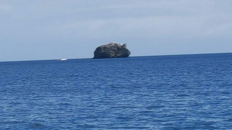 앞에 보이는Garnet Island