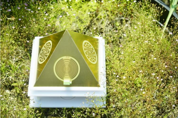 알파 피라미드 에너지안테나
