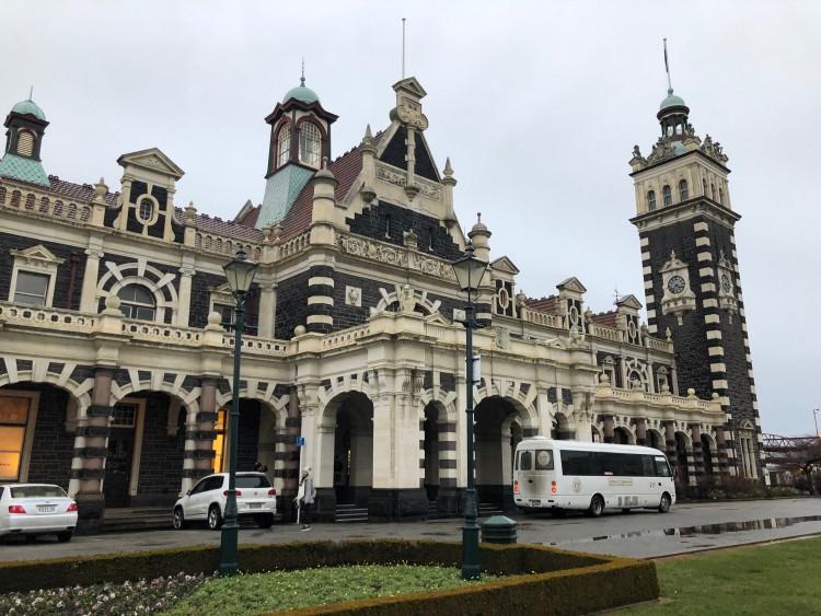 최초의 기차역